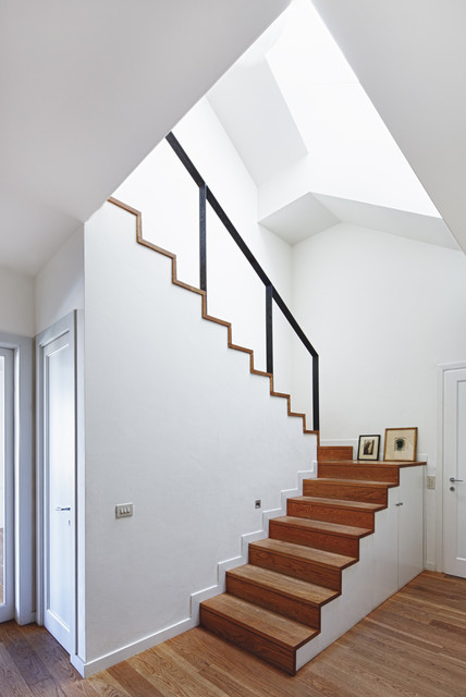 18 Exciting Scandinavian Staircase Designs For Your Home