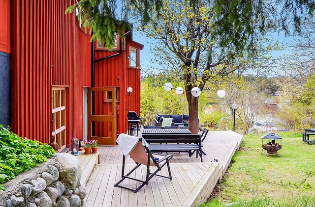 18 Stunning Outdoor Designs In The Scandinavian Style
