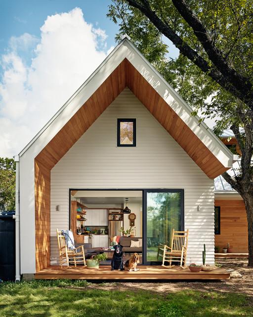 18 Stunning Outdoor Designs In The Scandinavian Style