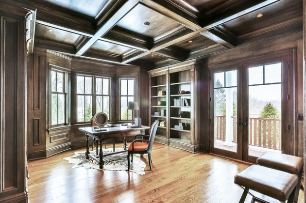 brilliant home design images. 19 Brilliant Home Office Designs With Traditional Influence