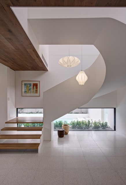 25 Brilliant Modern Staircase Design Ideas To Draw Inspiration From