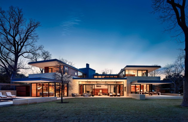 Dream House A Luxury Home By Lake Austin, Texas