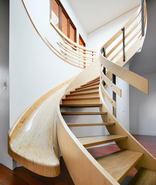 Brilliant Modern Staircase Design Ideas To Draw Inspiration From