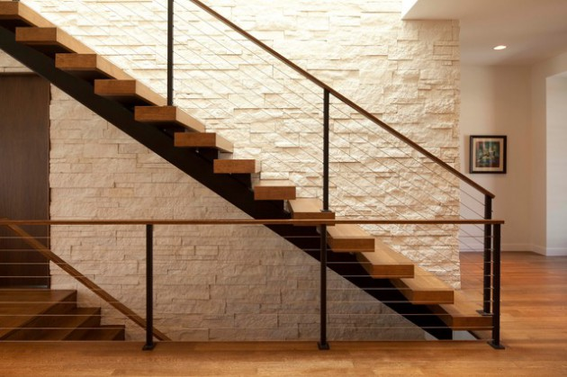 17 Interesting Ideas For Modern Staircase Designs That You Are Going To Love