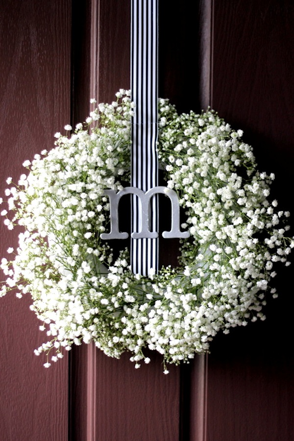 18 Delightful Spring Wreath Designs That You Are Going To Love