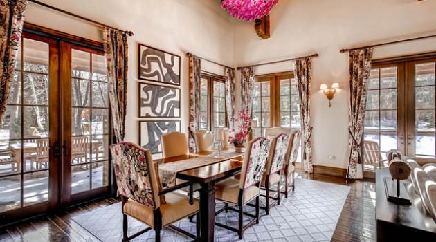 17 Stylish Dining Room Designs In Mediterranean Style