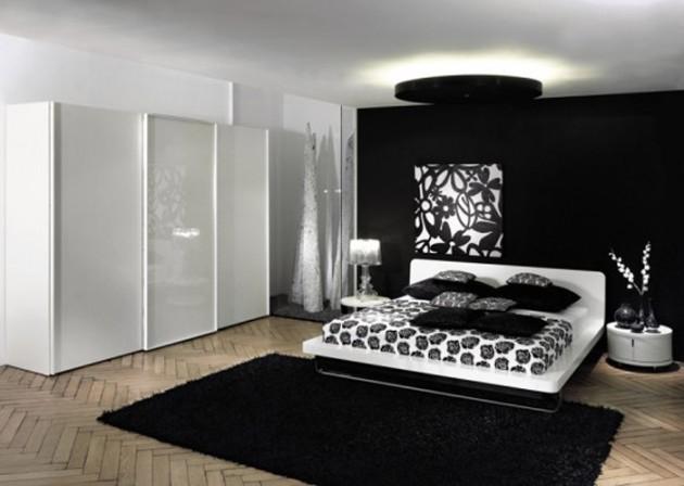 15 Dark Bedroom Designs For Dramatic Atmosphere