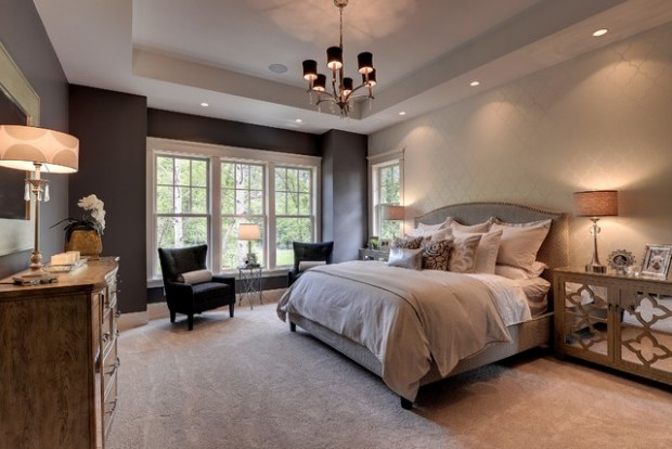 Magnificent Design Ideas For Decorating Master Bedroom