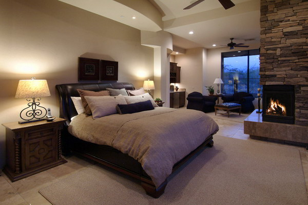 18 magnificent design ideas for decorating master bedroom 16032 | 7 50