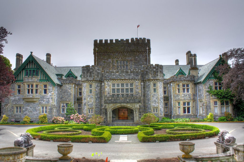 8 Fantasy Castles In Canada You Probably Didn T Know About
