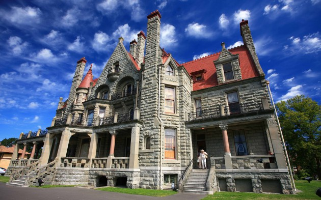8 Fantasy Castles In Canada You Probably Didnt Know About