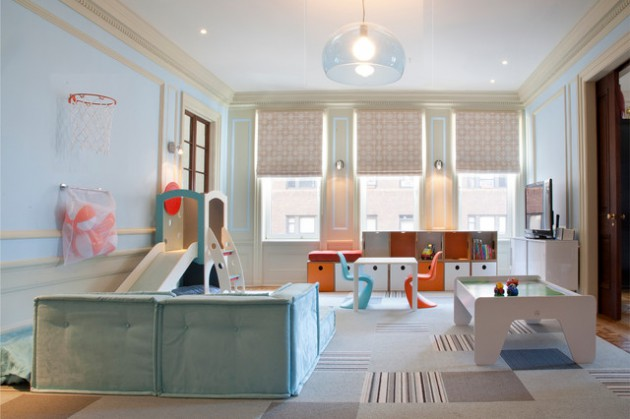 19 Adorable Playroom Designs To Provide Fun & Joy For The Kids