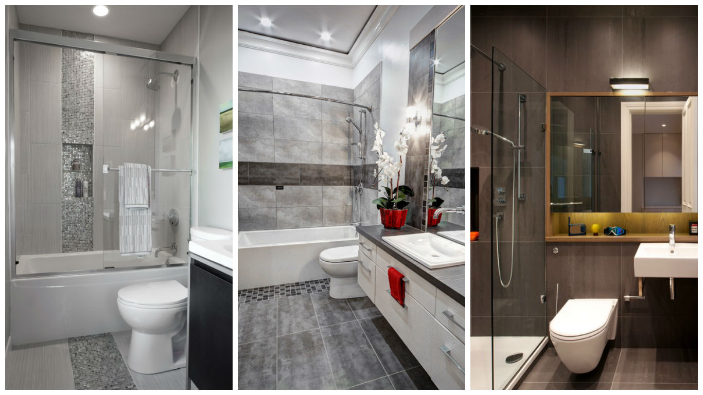 18 functional ideas for decorating small bathroom in a for Best way to decorate a small bathroom