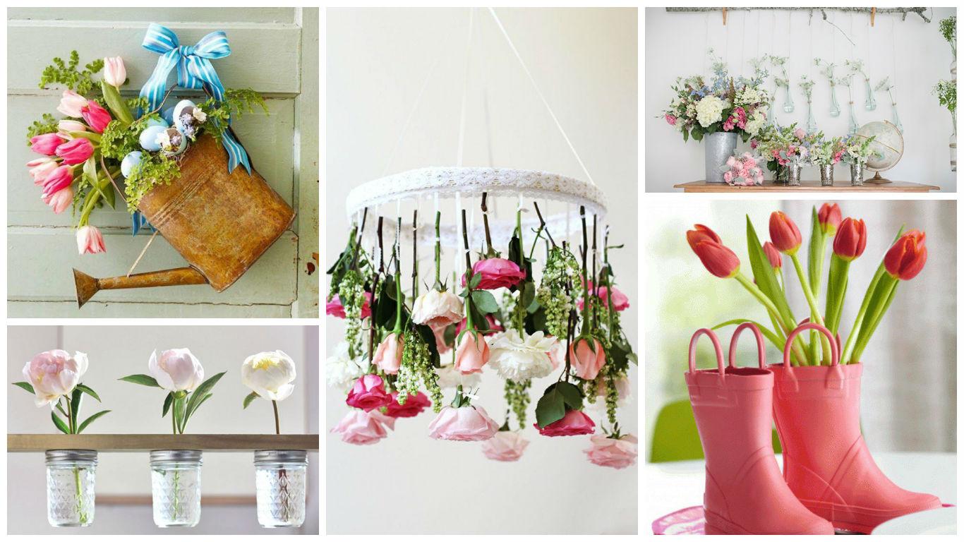20 dashing inexpensive diy spring decorations to