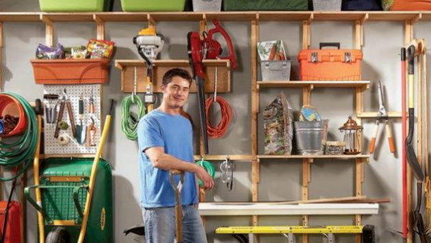 Organize Your Tools: Simple Steps to Stop Your Endless Searching