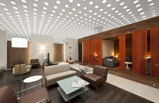 16 Interesting Options For Lighting In The Basement
