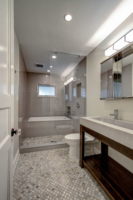 narrow bathroom designs