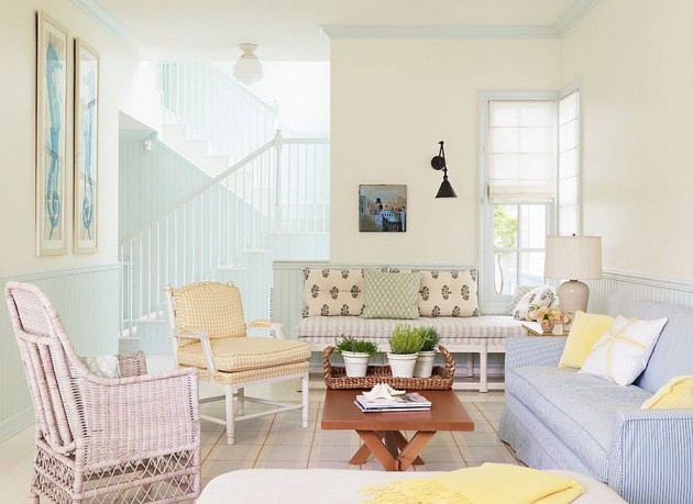 19 Brilliant Pastel Interiors That You Are Going To Love