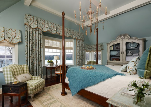17 Appealing Interior Designs With Floral Motifs
