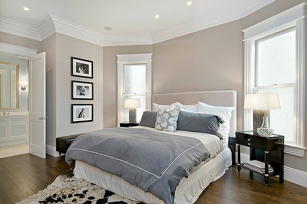 17 Exceptional Bedroom Designs With Beige Walls