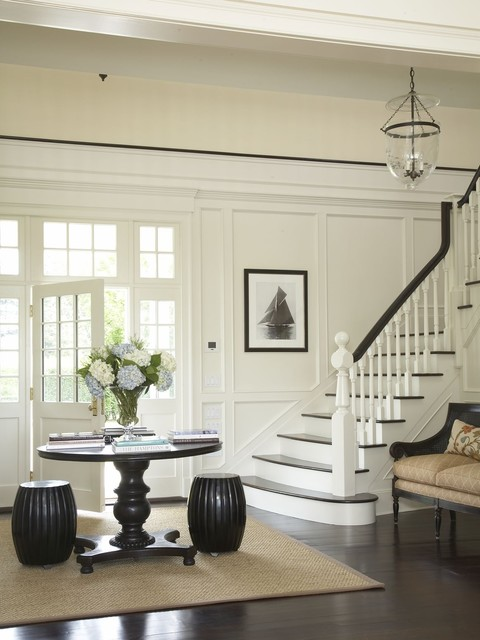 19 Remarkable Foyer Designs In Traditional Style