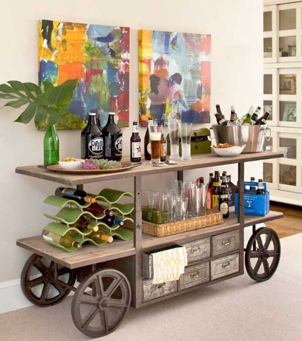 Diy industrial furniture Modern Architecture Art Designs 19 Super Cool Industrial Furniture Designs That You Can Easily Diy
