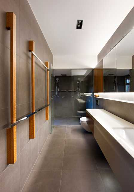 19 narrow bathroom designs that everyone need to see. Interior Design Ideas. Home Design Ideas
