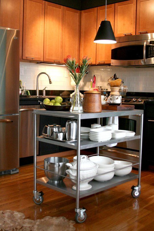15 Portable Kitchen Island Designs Which Should Be Part Of Every Kitchen