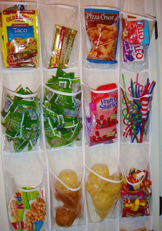 15 Effortless DIY Kitchen Organization & Storage Ideas