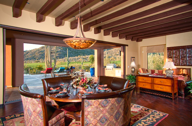 15 Passionate Southwestern Dining Room Designs Full Of ...