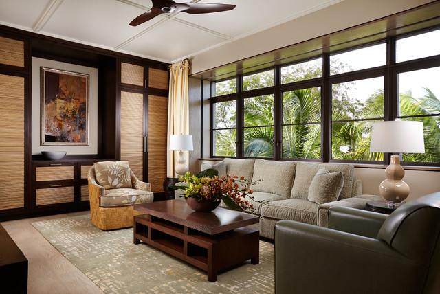 15 peaceful asian living room interiors designed for comfort for Asian living room design ideas