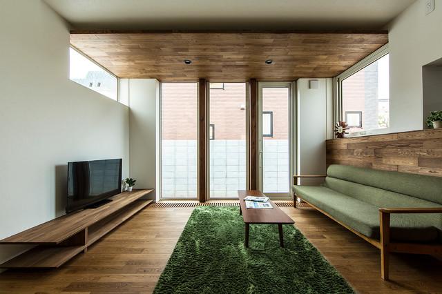 Flat Roman Shades Bedroom