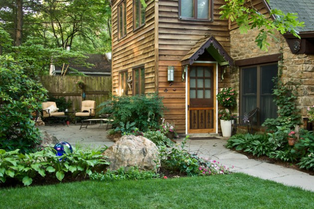 17 Creative Ideas For Decorating Your Exterior With Boulders