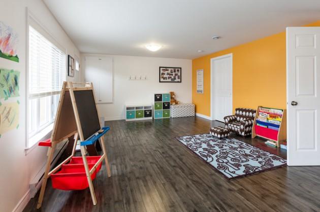17 Delightful Interior Designs With Laminate Flooring