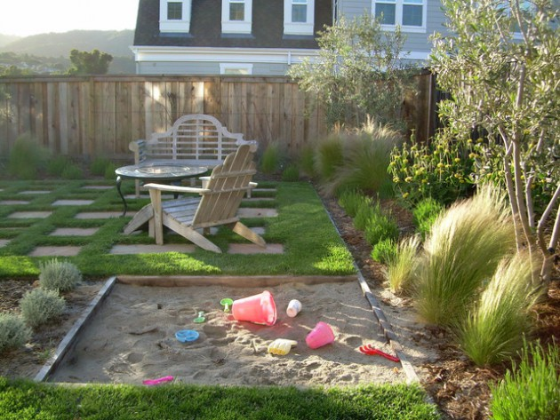 17 Kids Friendly Backyards That Will Fascinate You