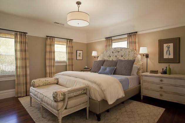 Romantic Master Bedroom Luxury French Style