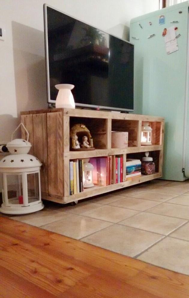 16 Genius Handmade Pallet Wood, Wood Furniture Ideas
