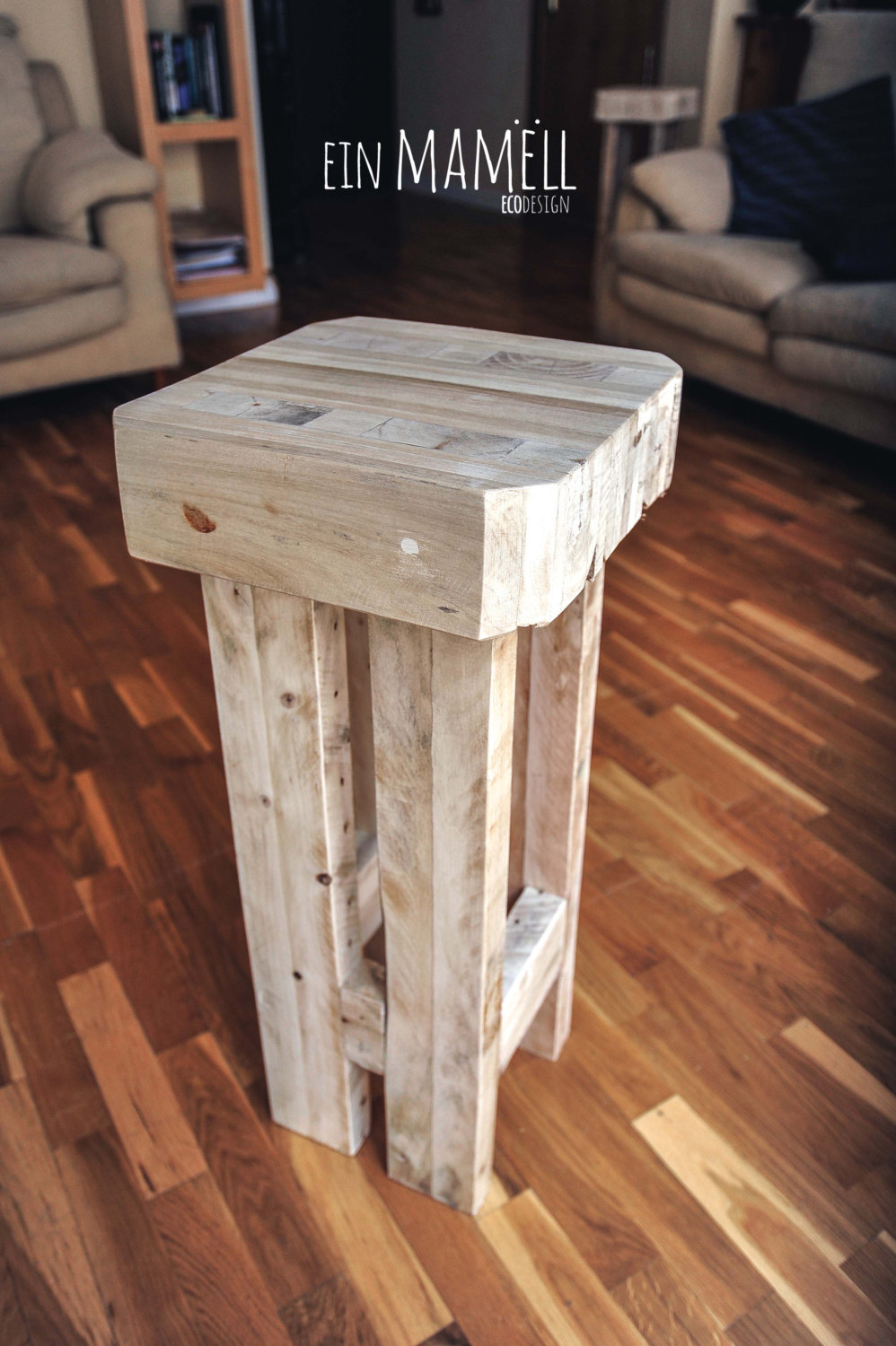 16 genius handmade pallet wood furniture ideas you will for Furniture ideas