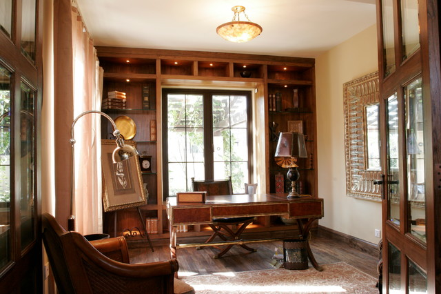 Inspirational Asian Home Office Interior Designs That Can Increase ...