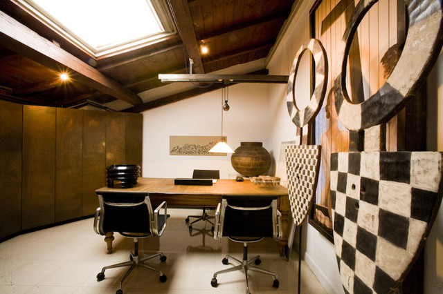 16 Inspirational Asian Home Office Interior Designs That Can ...