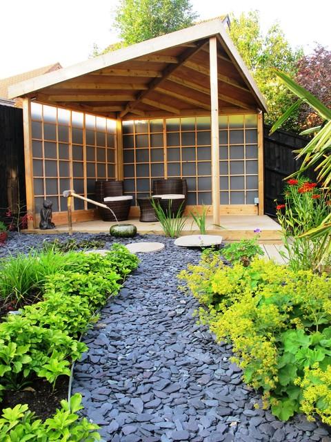 Japanese Garden Ideas Backyard Landscapes
