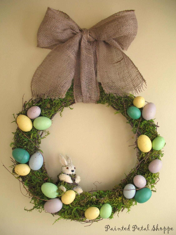 Easter Decorations Diy Wreath