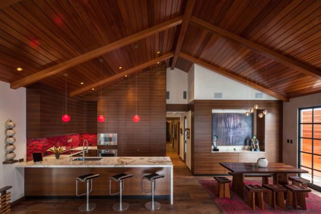 16 Pleasing Asian Kitchen Interior Designs For Inspiration