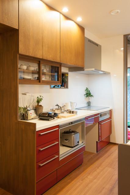 Kitchen Room Interior Design: 16 Pleasing Asian Kitchen Interior Designs For Inspiration