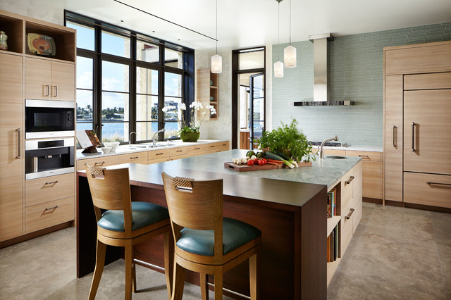 Modern House Design Interior Kitchen Inspiration