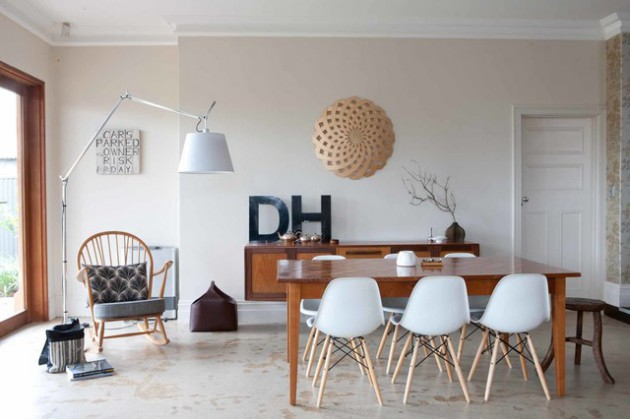 18 Beautiful Living Room Designs With, Dining Room Floor Lamps