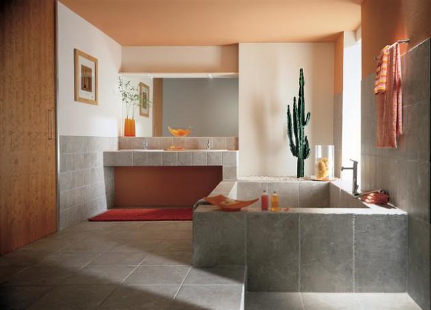 Farmhouse Master Bath Vanity