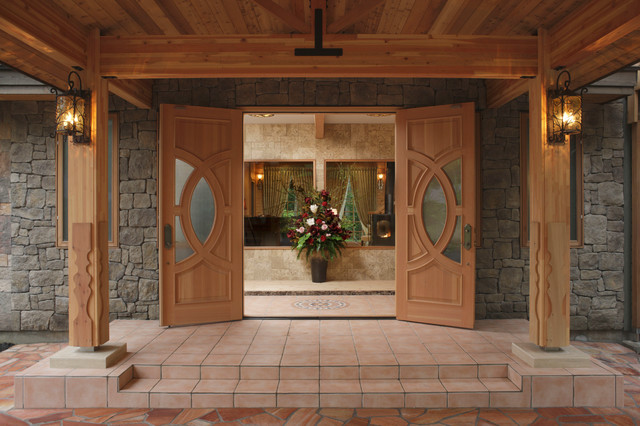 17 Inviting Asian Entrance Designs That Will Drag You Inside