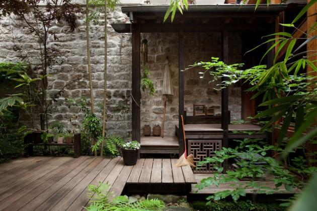 Small Japanese Garden Ideas Patio