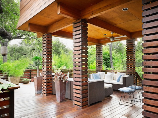 17 Outstanding Asian Deck Ideas For A Garden Upgrade